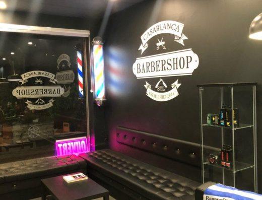 Barbershop casablanca